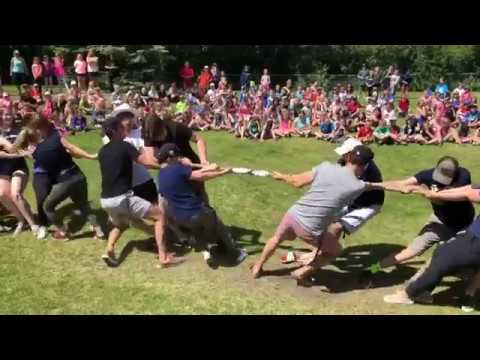 Crossfield Elementary School Fun day!