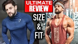 ULTIMATE REVIEW: GYMSHARK Size & Fitting Guide | TOP SALE PICKS To NOT Miss!!
