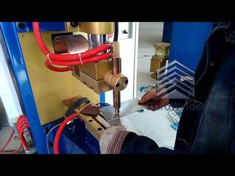 Dc spot welding for welding aluminum aluminum spot welder youtube dc spot welding for welding aluminum aluminum spot welder sciox Gallery