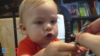 Top Funny Baby Blowing Candle Fail - baby blowing candle | Hilarious Kids