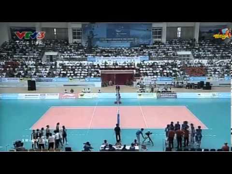 Vietnam vs Jiangsu - VTV Cup 2013 D1