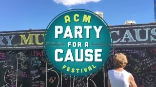 Roland at ACM Party for a Cause 2016