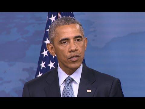 Obama FULL Pentagon Press Conference (8/4/16)