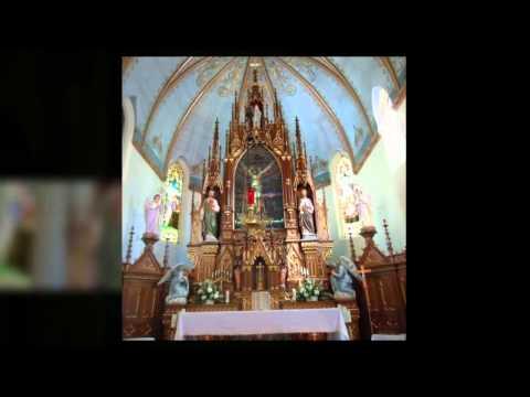 High Hill Texas - St. Mary Catholic Church