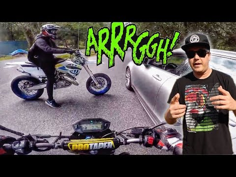 We Check Out STUPID, CRAZY & ANGRY PEOPLE VS BIKERS [Ep.#03]