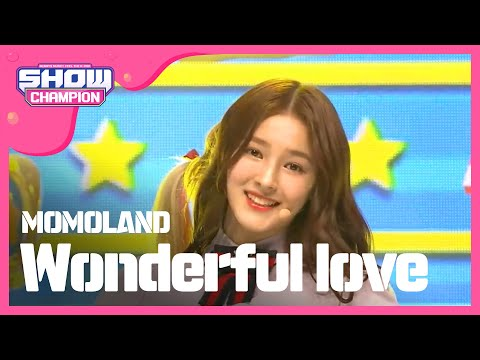 Show Champion EP.226 MOMOLAND - Wonderful love