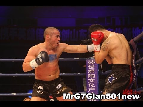 Xu Yang vs Iron Mike Zambidis [4/1/2014] HERO LEGENDS