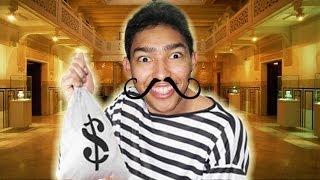 EL BOTÍN ES TODO MIO !! - Un Ladrón Muy Organizado #2