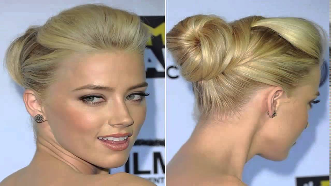 Hairstyles For Round Faces Best Hairstyles For Round Faces - Elegant hairstyles for round face