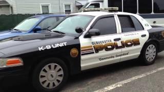 Gloucester, Ma Police K9 Unit