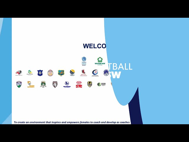 Football NSW Female Coaches Network Seminar