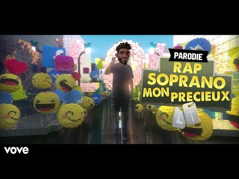 Soprano -  Mon précieux (Parodie Fortnite)