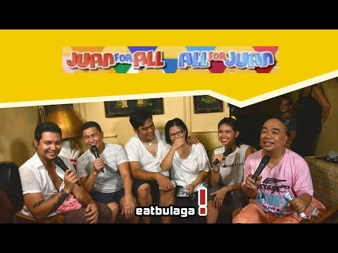 Juan For All, All For Juan Sugod Bahay   March 02, 2018