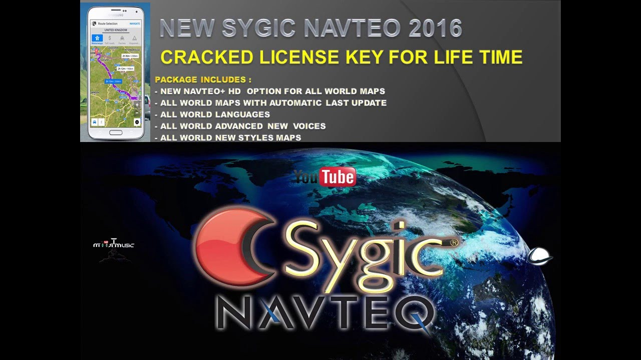 sygic android product key generator