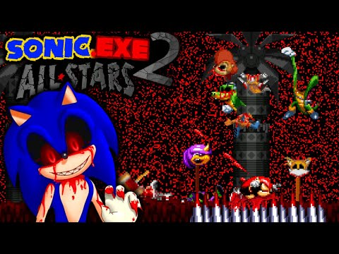 SONIC ALLSTARS 2.EXE - The Amazing SONIC.EXE REMAKE By DevyJolt Got An EPIC SEQUEL!