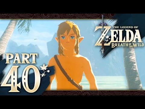 The Legend of Zelda: Breath of the Wild - Part 40 - Eventide Island