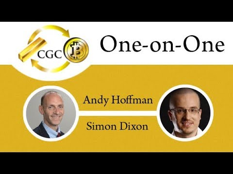 One-on-One w/Andy Hoffman - Episode 23 - Special Guest Simon Dixon