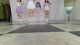 [3DVR 180 5K] Lovelyz(러블리즈) - Obliviate K-POP COVER DANCE VR