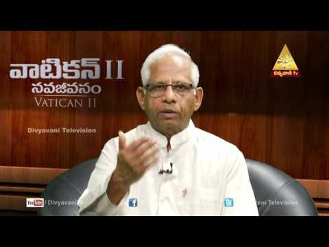 Nava Jeevan Vatican II   Fr.P.Francis ,Episode-28 , part-1   Divyavani TV