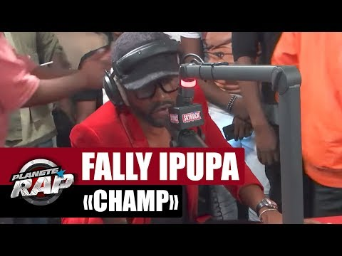 """Fally Ipupa """"Champ"""" #PlanèteRap"""