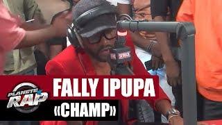"Fally Ipupa ""Champ"" #Plane?teRap"