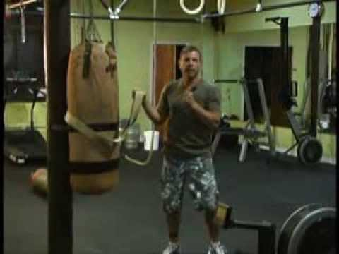 Combative Fitness Part 2: The Workout