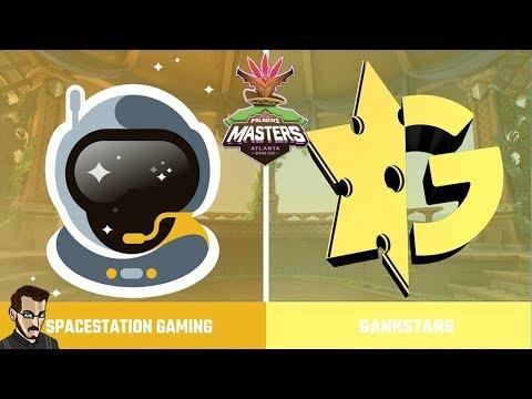 Paladins Spring Masters - Jour 1 Match 2 : SpaceStation Gaming (Brésil) Vs GankStars (NA)