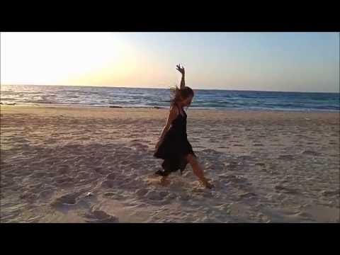 Dance improvisation by Kinga Malec