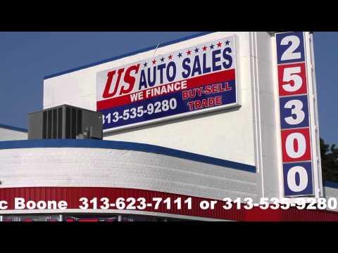 Eric Boone US Auto Sales