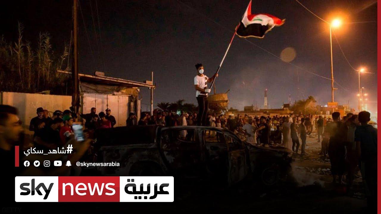العراق..تشييع جنازة ناشط عراقي تم اغتياله في كربلاء  - نشر قبل 10 ساعة