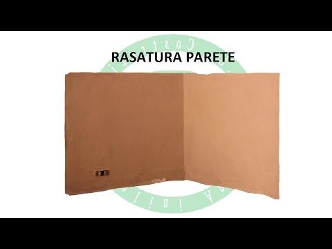 Come rasare un muro interno vlog tutorial casa doovi - Rasatura muro esterno ...