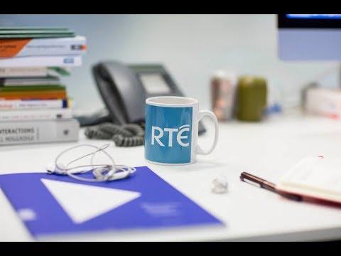 RTÉ Strategy 2018 ̶ 2022