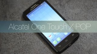 Alcatel One Touch XPop: Videoreview