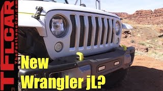 Driving the Jeep Safari Concept: Is This The New Face of the Next Jeep Wrangler?