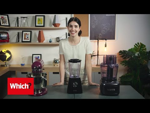 Food Processor Vs Blender Vs Mixer