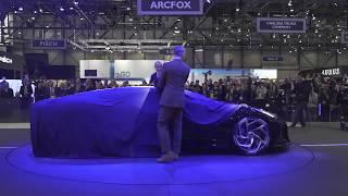 Bugatti «La Voiture Noire» за 15 миллионов долларов - самый дорогой автомобиль всех времен