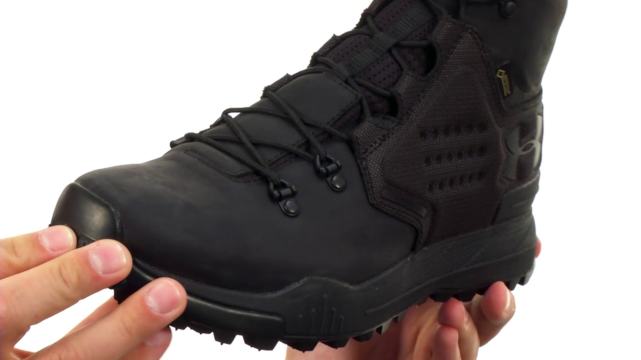 watch cdd9a ea279 Under Armour UA Newell Ridge Mid GTX Leather SKU: 8899788