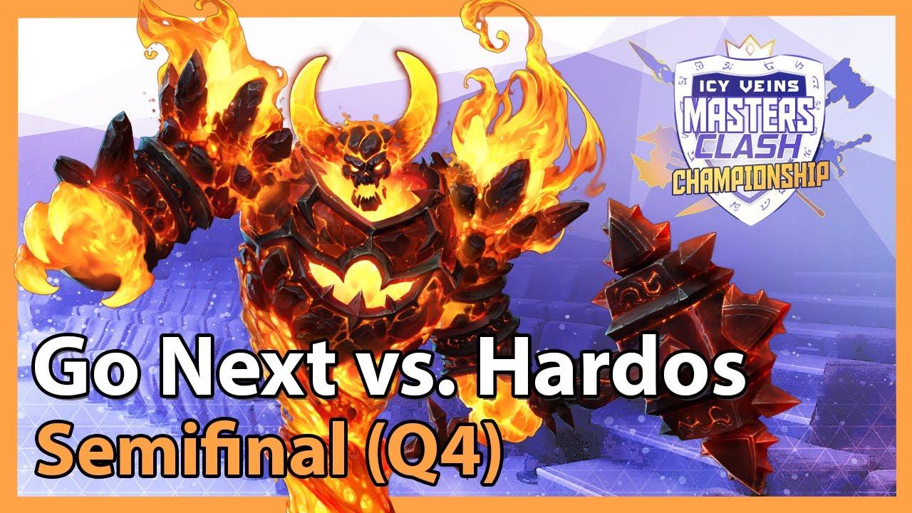Hardos vs. Go Next - Masters Clash Q4 - Heroes of the Storm