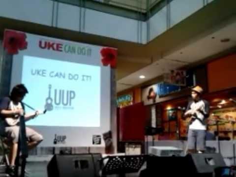 UUPSucat_Imagine Ukulele Cover
