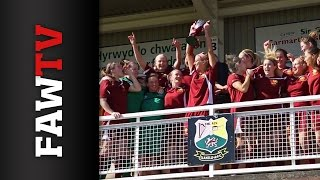Cardiff Met win FAW Women