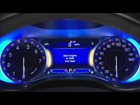 2016 Chrysler 200 | Light Control, Dimmer Control And Fog Lights