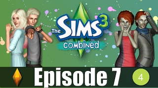 Lets Play The Sims 3 Combined Episode 7 (Puppies)
