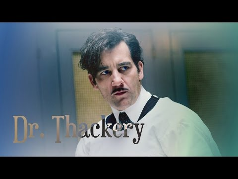 the knick    dr. thackery