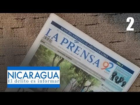 Ser periodista está prohibido : Nicaragua, el delito es informar | EL TIEMPO