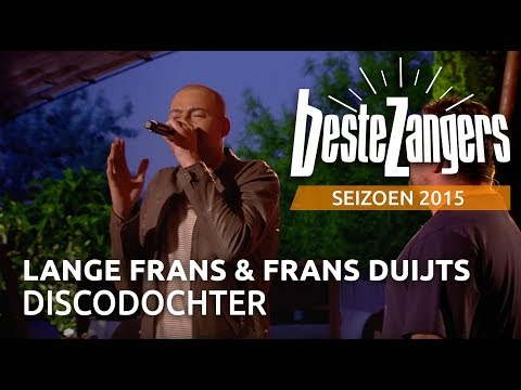 Lange Frans en Frans Duijts - Discodochter - De Beste Zangers van Nederland