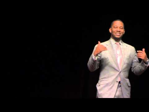 Changing the world one young person at a time | Basheer Jones | TEDxClevelandStateUniversity