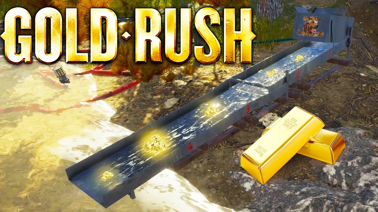 Image result for Gold Rush Game