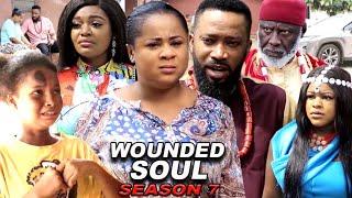 WOUNDED SOUL SEASON 7 (Trending New Movie )Fredrick Leonard 2021 Latest Nigerian Nollywood  Movie