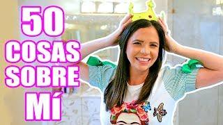A QUE SE DEDICAN MIS PADRES ? 50 Cosas Sobre Mí - El Mundo de Camila Guiribitey