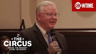 Joe Barton Holds Emotionally-Charged Town Hall in Texas | THE CIRCUS | SHOWTIME